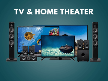 TV & HOME THEATER